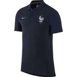 Polo Equipe de France FFF Bleu