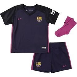 Kit bébé FC Barcelone violet 2016 - 2017