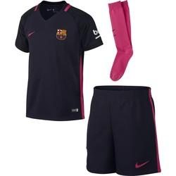 Tenue match junior extérieur FC Barcelone 2016 - 2017