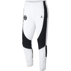 Pantalon survêtement PSG Jordan microfibre blanc 2018/19