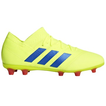 Nemeziz 18.1 junior FG jaune
