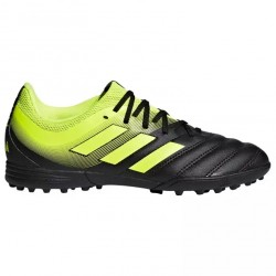 Copa 19.3 junior Turf noir jaune