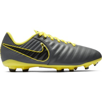 Tiempo Legend VII junior Academy MG gris jaune