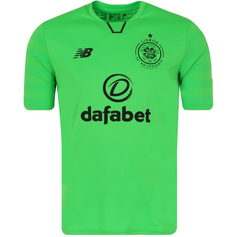 Maillot Celtic Glasgow third 2017/18