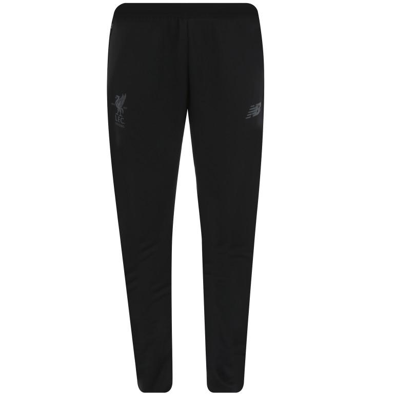 Pantalon survêtement Liverpool noir 2017/18