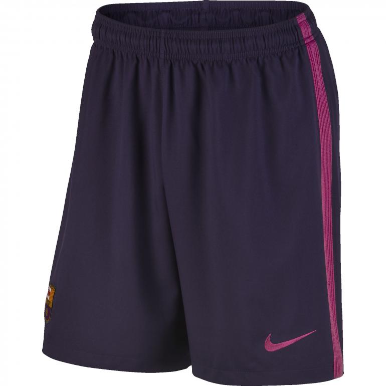 Short FC Barcelone extérieur 2016 - 2017