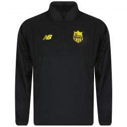 Sweat zippé FC Nantes noir 2018/19