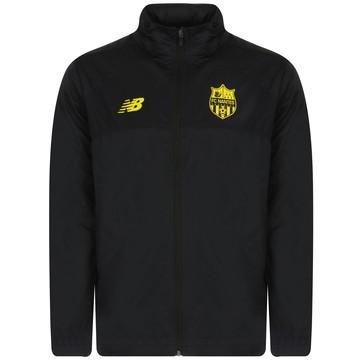 Veste entraînement FC Nantes noir 2018/19