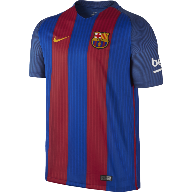 Maillot FC Barcelone domicile 2016 - 2017