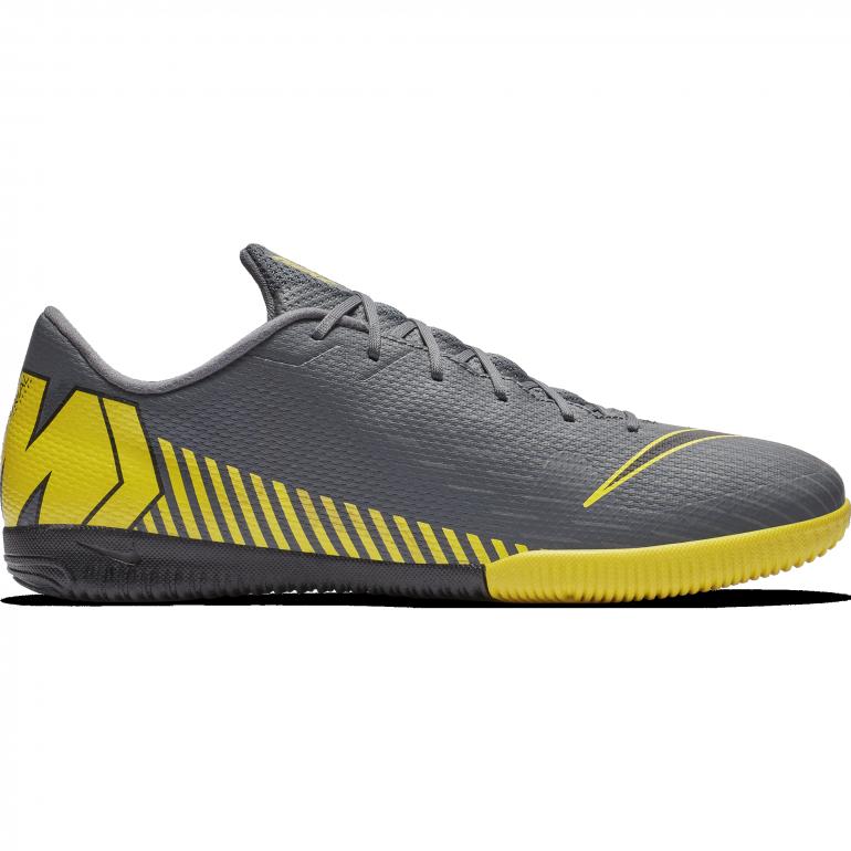 Mercurial VaporX XII Academy Indoor gris jaune