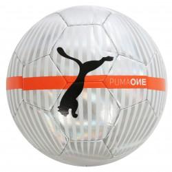 Ballon Puma One gris 2017/18
