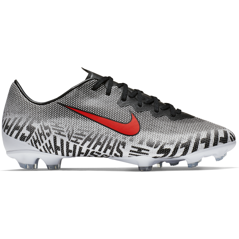 Mercurial Vapor XII Neymar junior Elite FG gris rouge