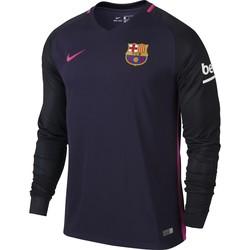 Maillot manches longues FC Barcelone extérieur 2016 - 2017