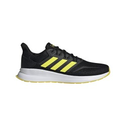 adidas Runfalcon noir jaune