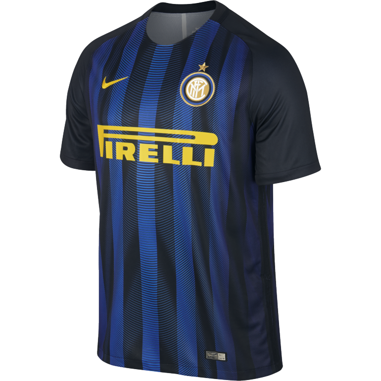 maillot inter milan domicile 2016 2017 sur. Black Bedroom Furniture Sets. Home Design Ideas