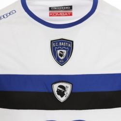 Maillot junior Bastia extérieur 2016/17