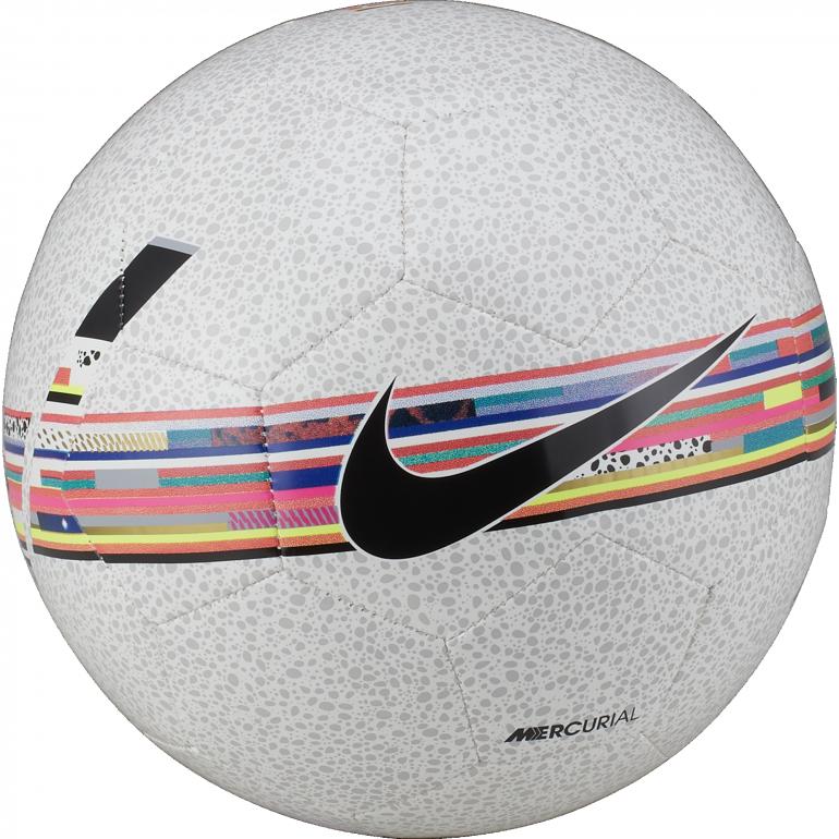 Ballon Nike Prestige Mercurial blanc 2019/20