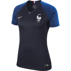 Maillot Femme Equipe de France domicile 2 Etoiles 2018