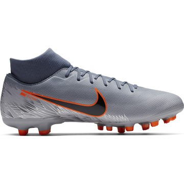 Mercurial Superfly VI Academy FG/MG gris