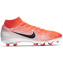 Mercurial Superfly VI Academy FG/MG blanc orange