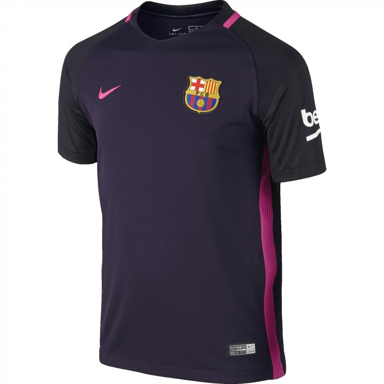 Maillot extérieur junior FC Barcelone 2016 - 2017