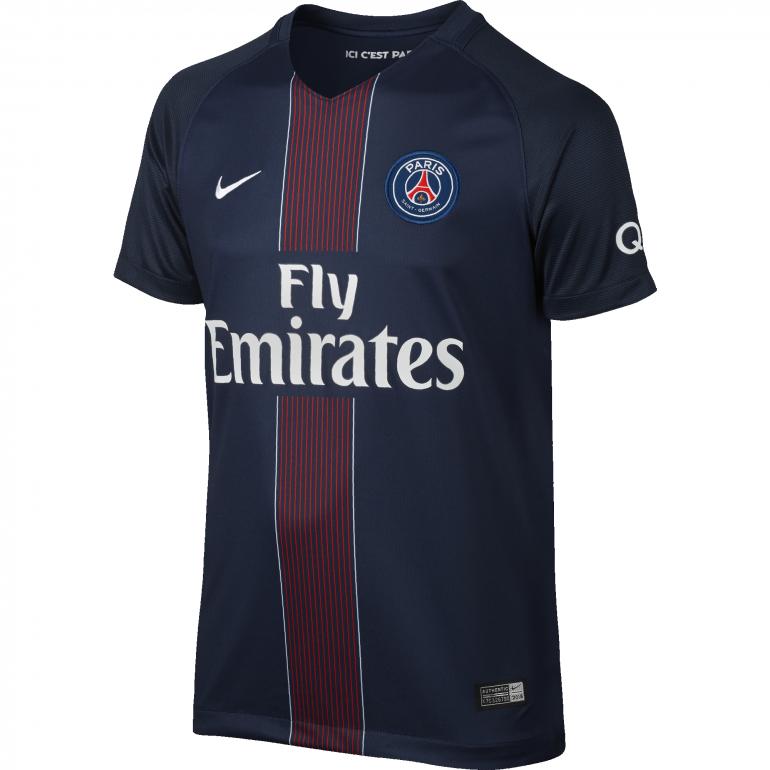Maillot junior PSG domicile 2016 - 2017