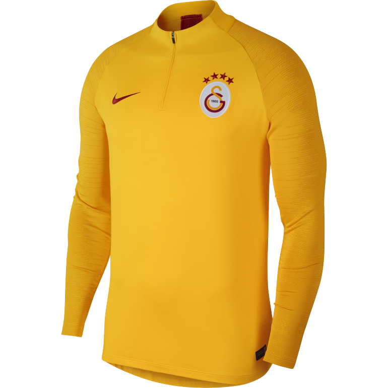 Sweat zippé Galatasaray jaune 2019/20