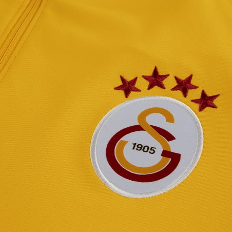 Sweat zippé Galatasaray jaune 2019/20