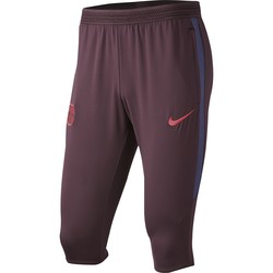 Pantalon survêtement 3/4 FC Barcelone rouge 2019/20