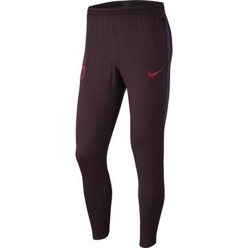 Pantalon survêtement FC Barcelone rouge 2019/20