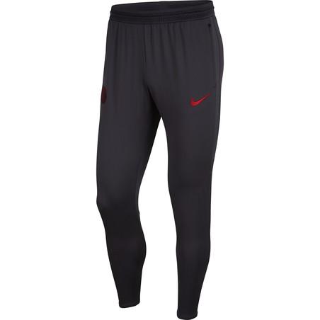 Pantalon survêtement PSG noir rouge 2019/20