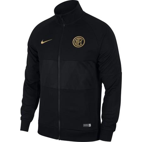 Veste survêtement Inter Milan I96 noir or 2019/20