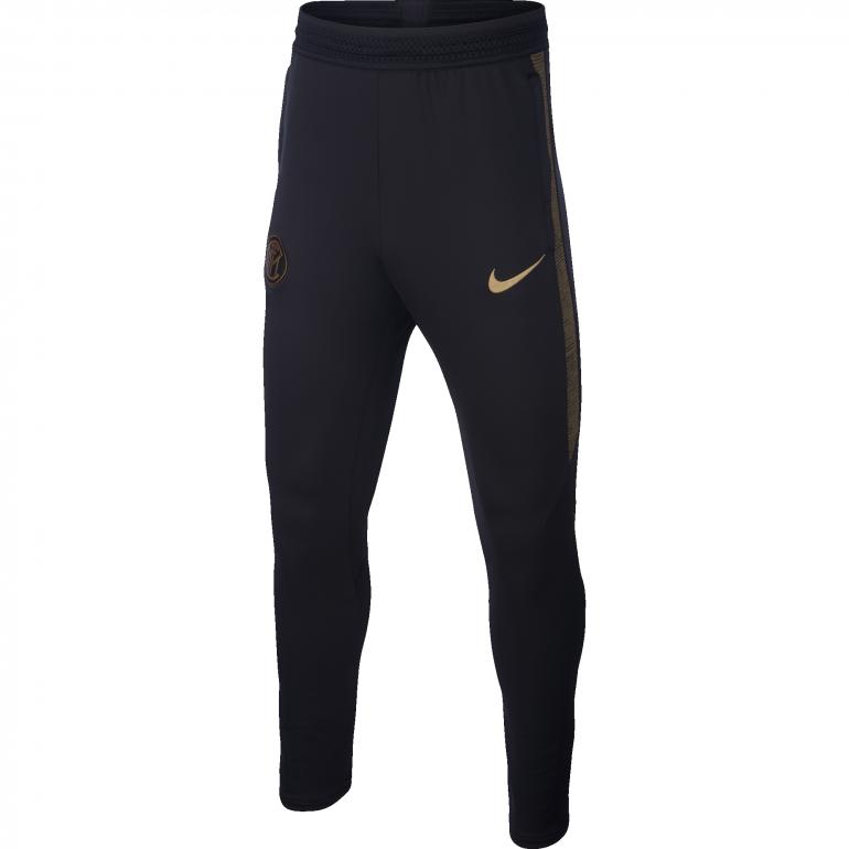 Pantalon survêtement junior Inter Milan noir or 2019/20