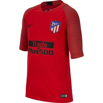 Maillot entraînement junior Atlético Madrid rouge 2019/20
