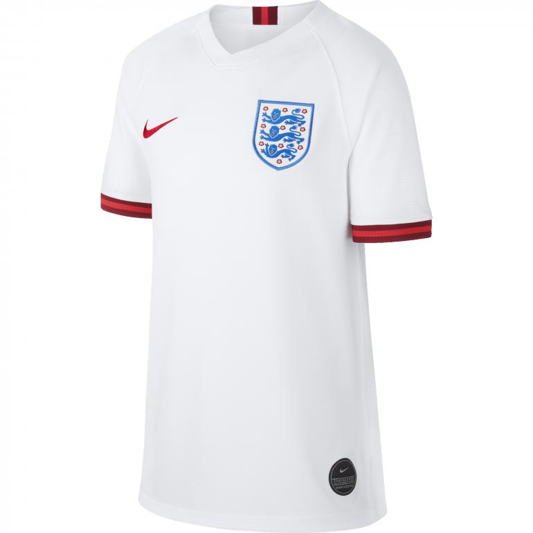 Maillot junior Angleterre domicile 2019/20
