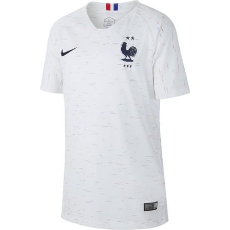 Maillot junior Equipe de France extérieur 2 étoiles 2018