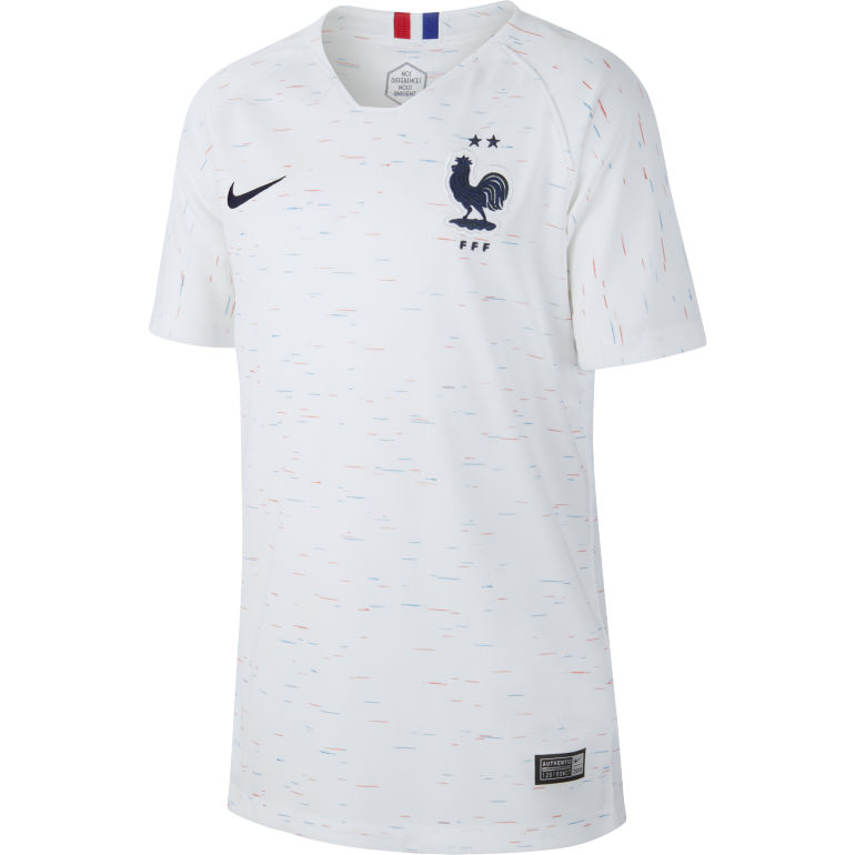 Nike Griezmann # 7 France Away Maillot de Football Coupe du