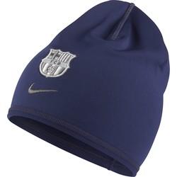 Bonnet FC Barcelone bleu