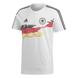 T-shirt Allemagne blanc 2019