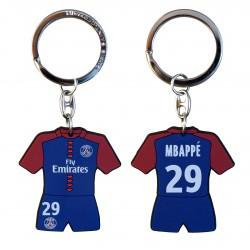 Porte-clefs tenue MBAPPE PSG