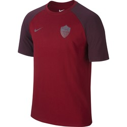 T-Shirt AS Roma rouge
