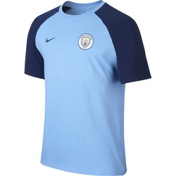 T-shirt Manchester City bleu 2016 - 2017