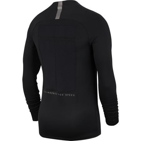 Sweat zippé Nike AEROADAPT Strike noir