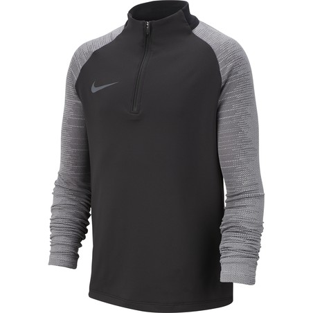Sweat zippé junior Nike noir gris 2019/20