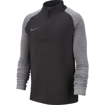 Sweat zippé junior Nike noir gris 2019/20