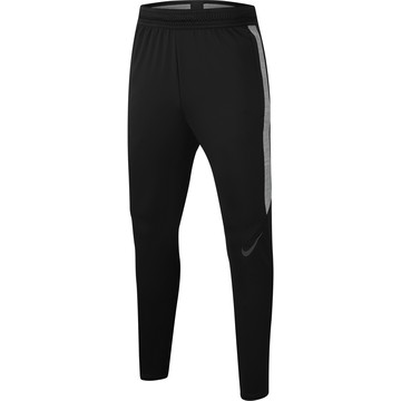 Pantalon survêtement junior Nike Strike noir gris 2019/20