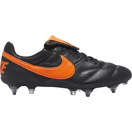 Nike Premier II Anti-Clog SG-PRO noir orange