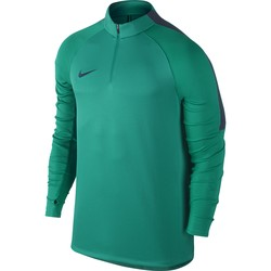 Sweat Zippé Nike Drill Top vert