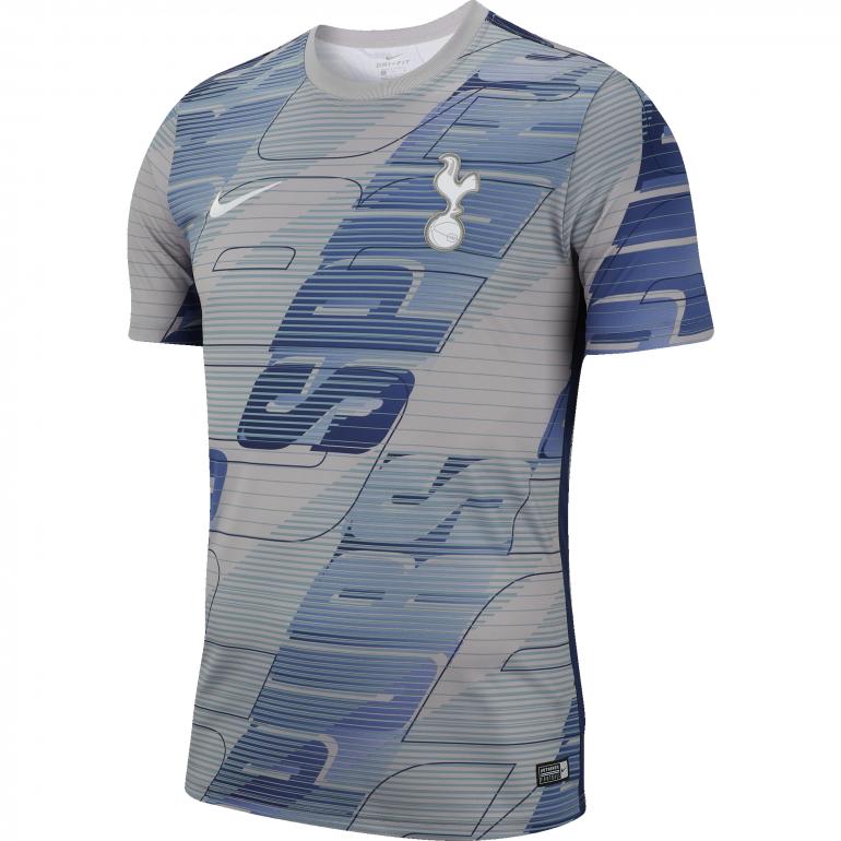 Maillot entraînement Tottenham graphic bleu 2019/20