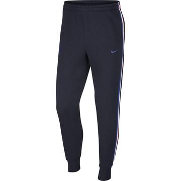 Pantalon survêtement Chelsea molleton bleu 2019/20
